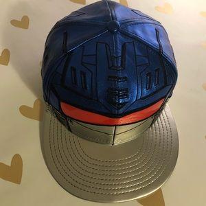 "RARE Transformers New Era ""Soundwave"" hat"